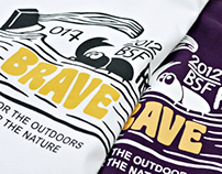 Filter017 BRAVE TEE
