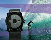 The Drifter - Watch design