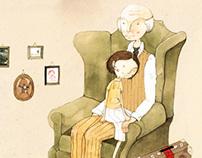 Der Koffer, die Katze und die Tuba - Children's Book