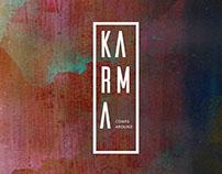 Karma Tea Packaging Design