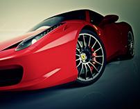 3D Automotive visualization