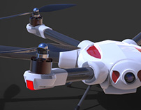 AXIO - Hexacopter FPV drone