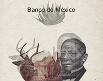 BANKNOTES OF MEXICO
