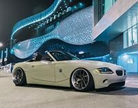 BMW Z4 (e85) 3.0L — Static