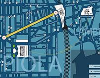 Piola (Città Studi) Map