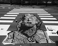 Paso Peatonal Marilyn, sponsor ELAD, GAM, 2016