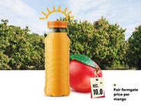 Mango Value Chain - Kenya Report sections