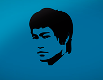 Kinetic typography - Bruce Lee 2012