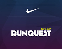 RUNQUEST Nike App