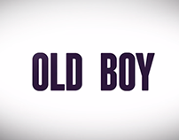 Credits - Old Boy 2012