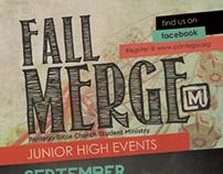 Merge: Fall Calendar