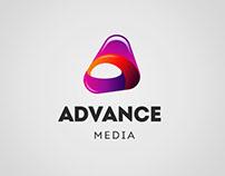 Advance Media - Logo Template