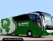 AlMasry FC Bus Design