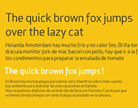 Figari Sans (Tipografía)