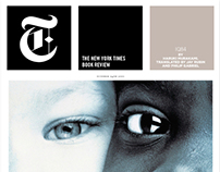 The New York Times Book Review Redesign