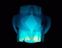 Neptune Luminaire: material exploration