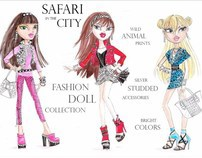 Safari in the City - A Fashion Doll Collection
