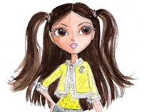 Fashion Doll Designs