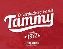 Re-Branding | Tammy Pastelaria