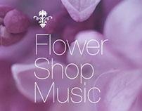Barcelona Media Design / Flower Shop Music / CD Covers