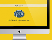 PMH new Corporate ID and Website