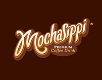 Community Coffee Mochasippi |  Lettering/Logotype