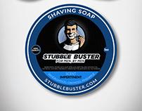 Shaving Soap - Product Label