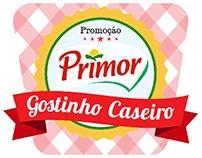 Promoção Primor Gostinho Caseiro