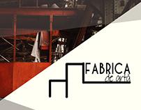 Prediploma project - Art factory