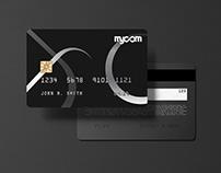 MYCOM — Credit card
