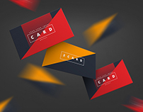 Mock-Up PSD Business Card