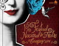 15 Festival de Teatro