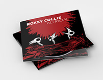 Roxxy Collie - CD Design - Atricial
