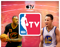 NBA  TV Design