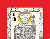 Animal Kingdom Cards