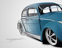 Volkswagen Beetle 1965
