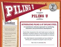 Skyline Steel Advertisements