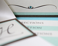 Custom Wedding Invitations and Announcements