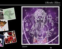 Shwetha Portfolio - Arena Animation Koramangala