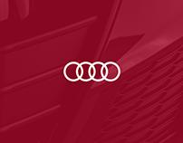Audi Used Cars Website