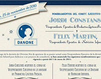 Danone Newsletter