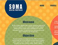 Soma Portfolio - Arena Animation Koramangala