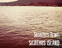 Skiathos Posters