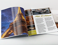 Editorial Design - Hotel D'Aubusson