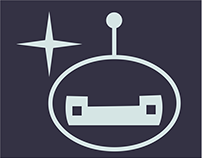 Roboto: Logo & animated presentation
