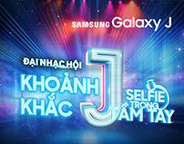 Music concert Samsung Galaxy J