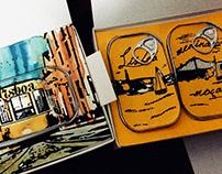 Ilustração | Conservas La Gondola