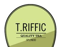 T-Riffic Tea Brand
