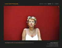 Laleper Aytek Photography Website
