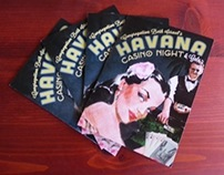Havana Night Illustration